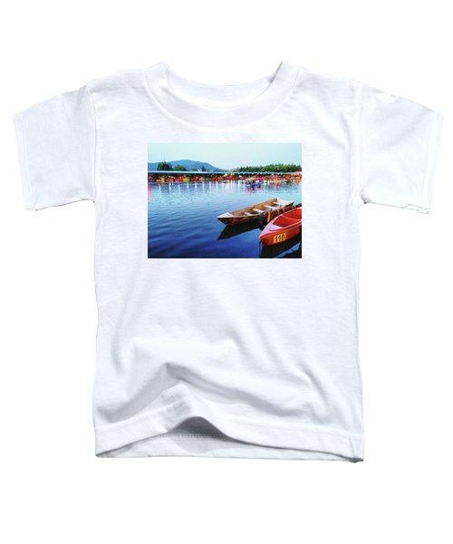 Peace Of Mind Toddler T-Shirt