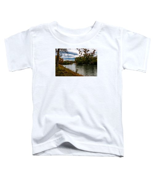 Peaceful River Toddler T-Shirt