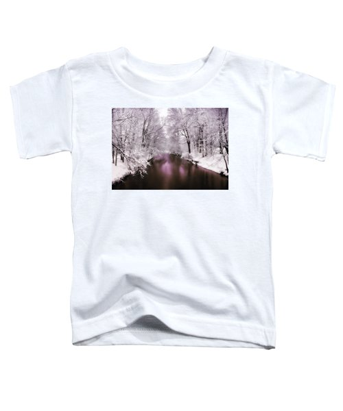Pearlescent Toddler T-Shirt