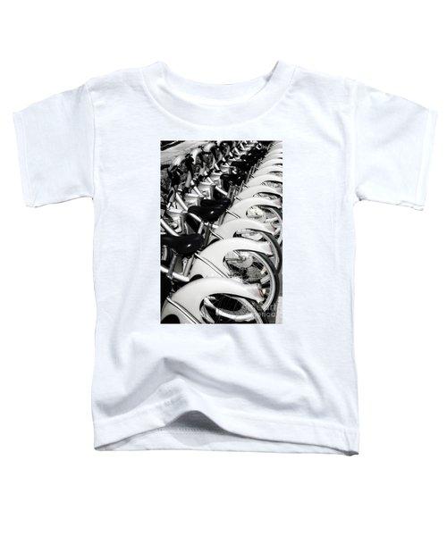 Pedal Power Toddler T-Shirt