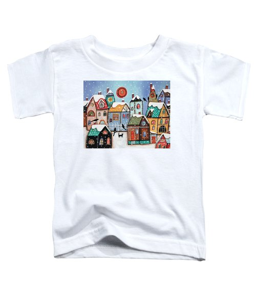 Peering Toddler T-Shirt