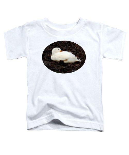Pekin Duck Toddler T-Shirt