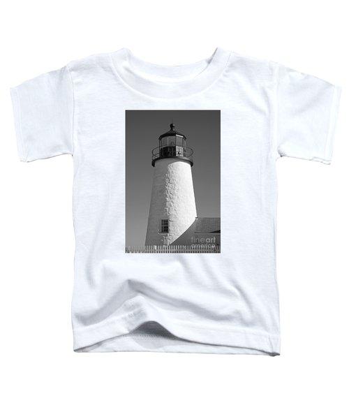 Pemaquid Point Lighthouse IIi Toddler T-Shirt