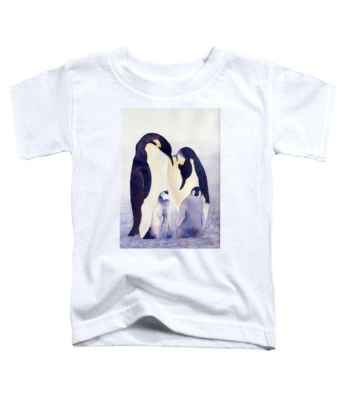 Penguin Family Toddler T-Shirt