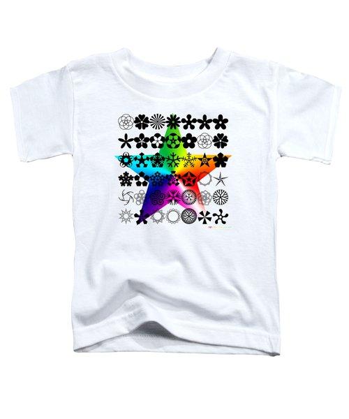 Pentamorously Yours Toddler T-Shirt