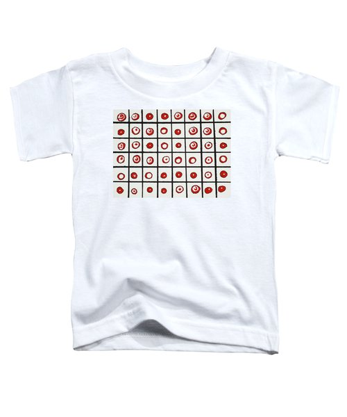 Peppermint And Licorice Toddler T-Shirt