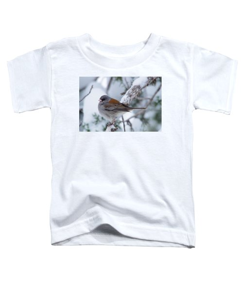Perched And Pretty Toddler T-Shirt