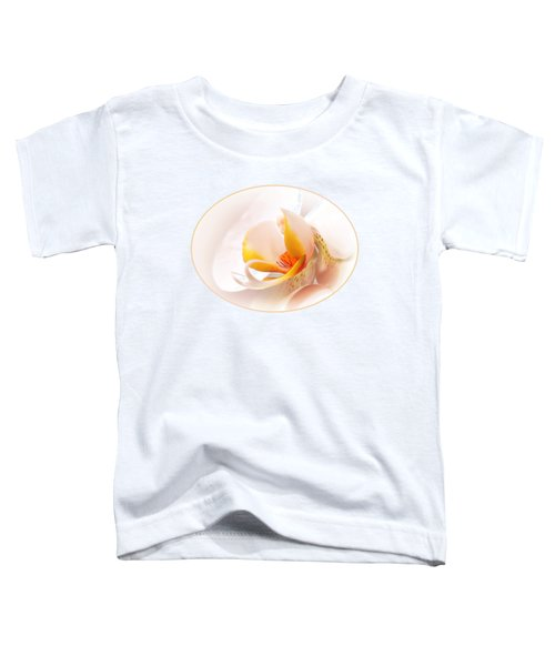 Perfection Toddler T-Shirt by Gill Billington