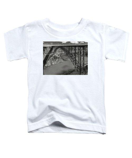 Perrine Bridge, Twin Falls, Idaho Toddler T-Shirt