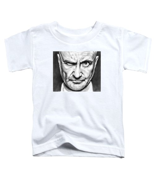 Phil Collins Toddler T-Shirt