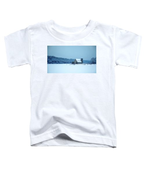 Photographer On Thin Ice Toddler T-Shirt