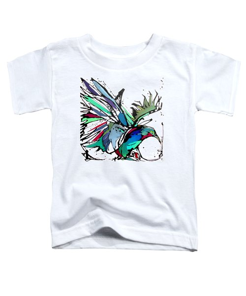 Pica Flor Toddler T-Shirt