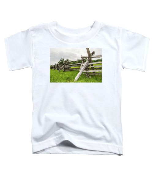 Picket Fence Toddler T-Shirt