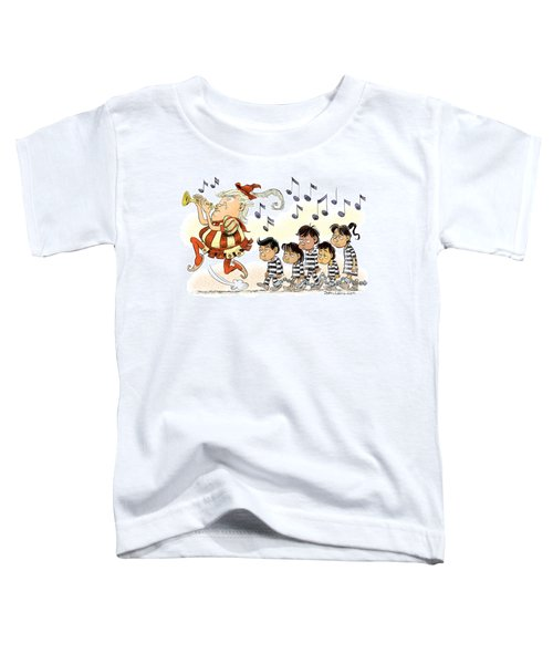 Pied Piper Trump And Infestation Toddler T-Shirt