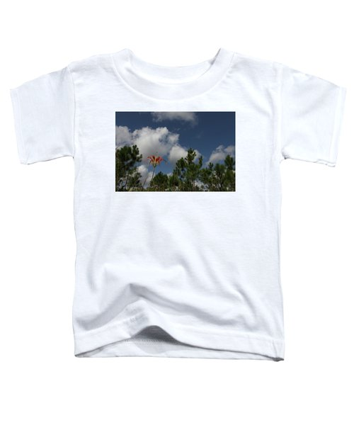 Pine Lily And Pines Toddler T-Shirt
