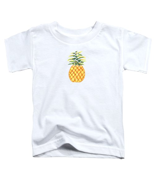 Pineapple Toddler T-Shirt