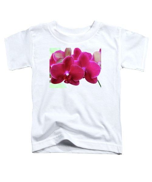 Red Orchid Toddler T-Shirt