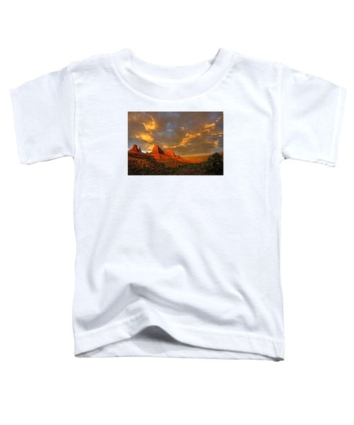 Pinnacle Of Light Toddler T-Shirt
