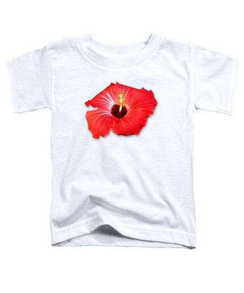 Pistil Power 2 Sehemu Mbili Unyenyekevu Toddler T-Shirt