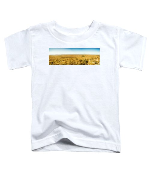 Plain Plains Toddler T-Shirt