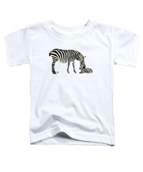 Plains Zebras Toddler T-Shirt