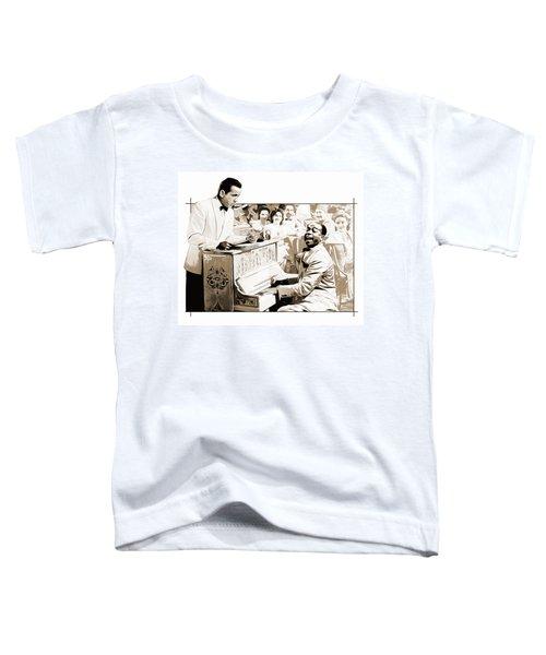 Play It Sam Toddler T-Shirt