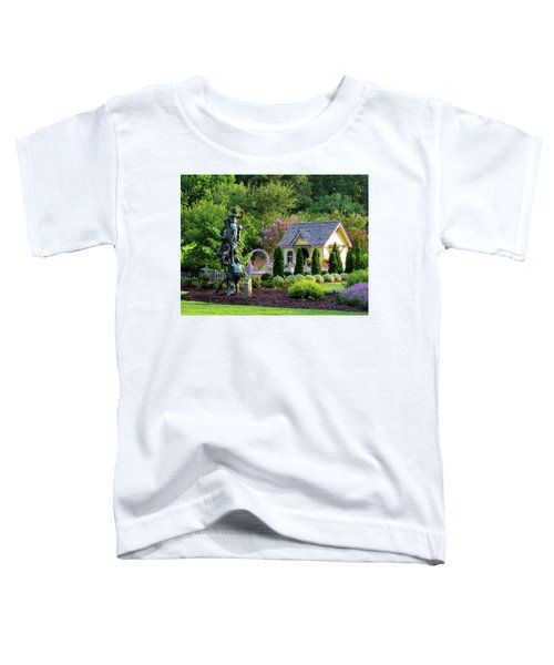 Playhouse In The Garden Toddler T-Shirt
