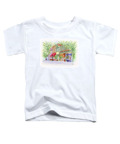 Plaza Shops Toddler T-Shirt