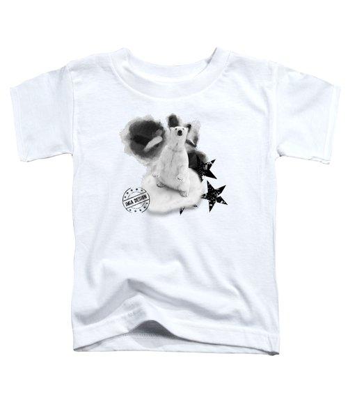 Polar Bear No 02 Toddler T-Shirt