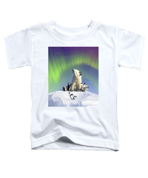 Polar Opposites Toddler T-Shirt