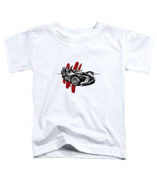Polaris Slingshot Graphic Toddler T-Shirt
