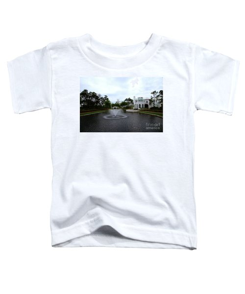 Pond At Alys Beach Toddler T-Shirt