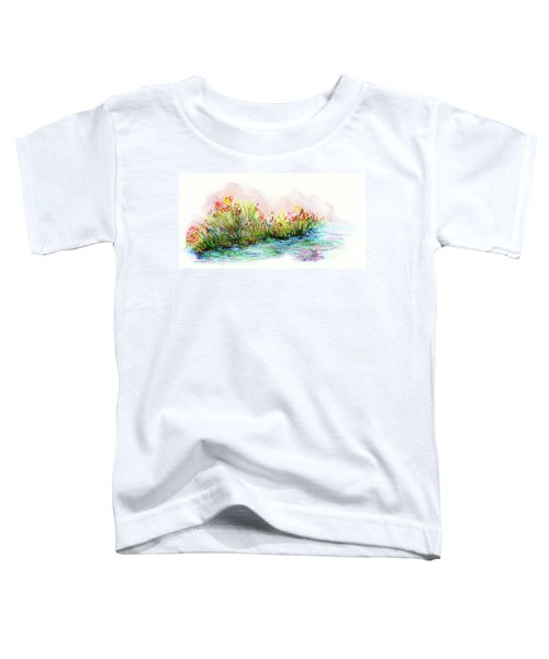 Sunrise Pond Toddler T-Shirt