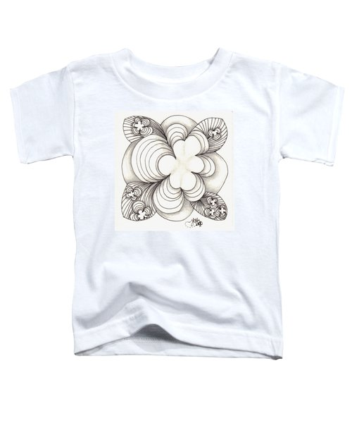 Popcloud Blossom Toddler T-Shirt