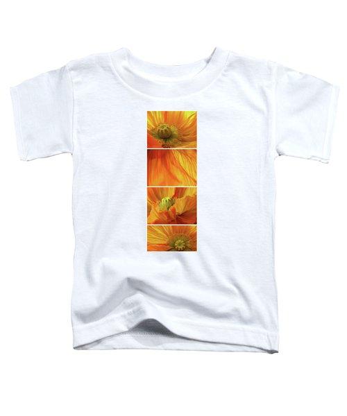 Poppy Love Toddler T-Shirt