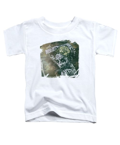 Porcelain Stare Toddler T-Shirt