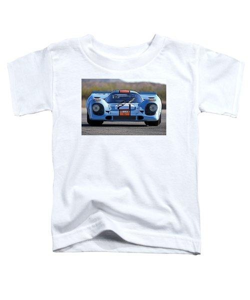 Porsche 917 Shorttail Toddler T-Shirt