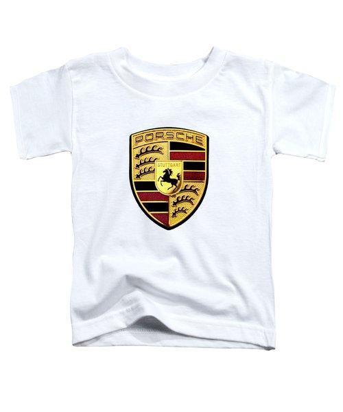 Porsche Toddler T-Shirt