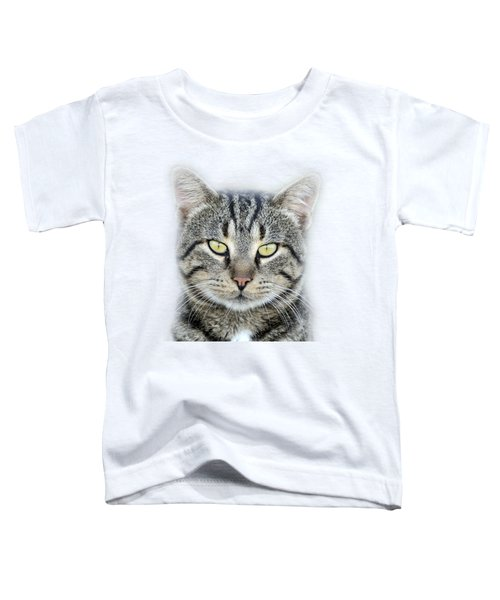 Portrait Of A Cat Toddler T-Shirt