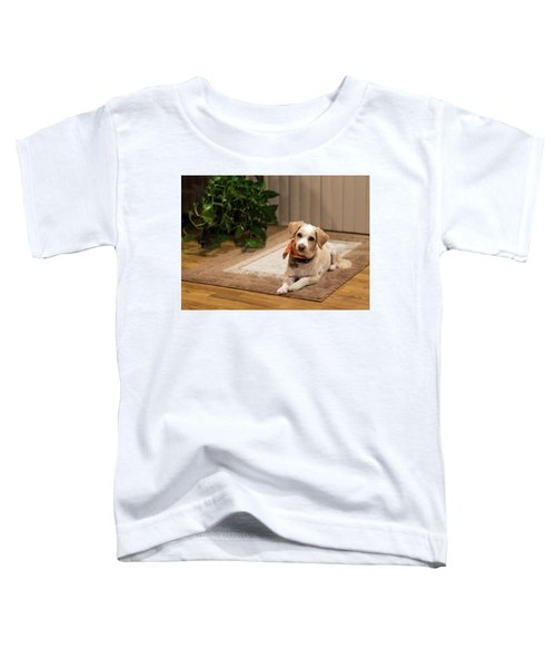 Portrait Of A Dog Toddler T-Shirt