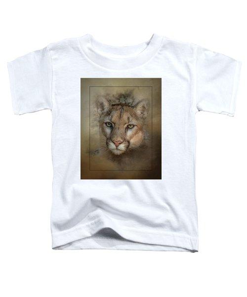 Portrait Of Cruz Toddler T-Shirt