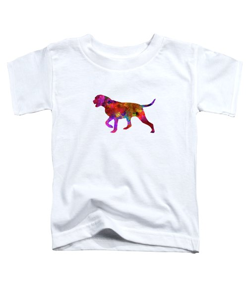 Portuguese Pointer In Watercolor Toddler T-Shirt