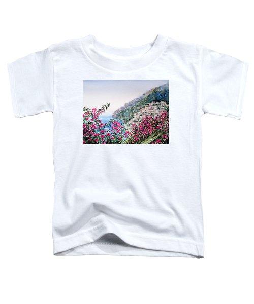 Positano Italy Toddler T-Shirt