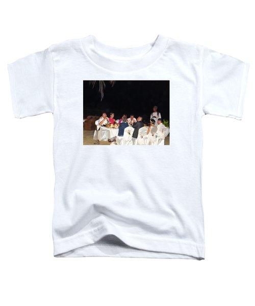 Post Wedding Celebrations Toddler T-Shirt