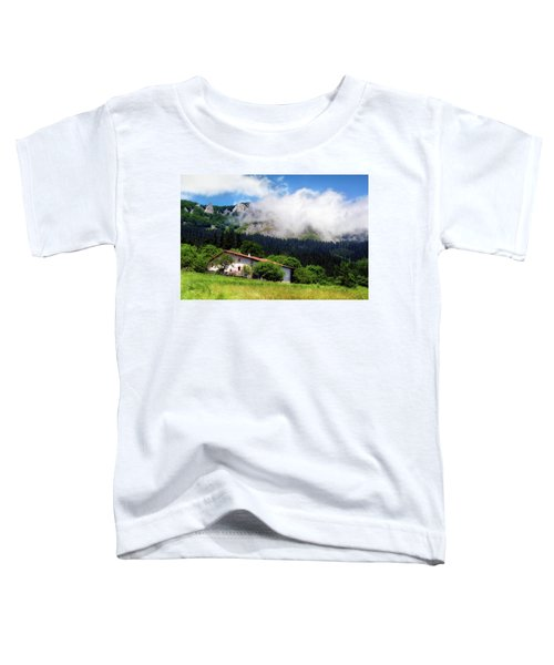 Postcard From Basque Country Toddler T-Shirt