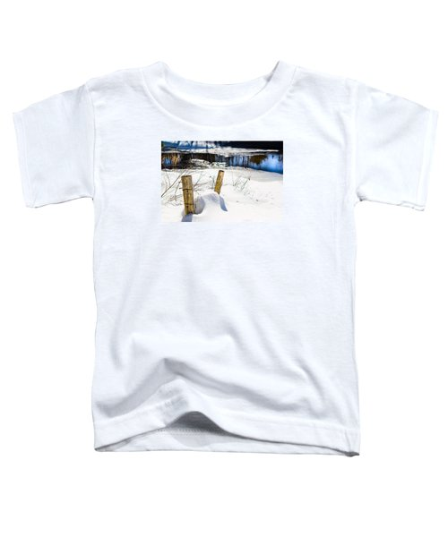 Posts In Winter Toddler T-Shirt
