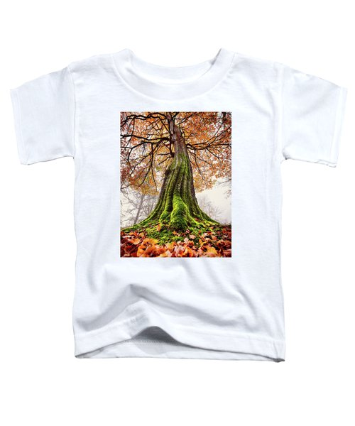 Power Of Roots Toddler T-Shirt