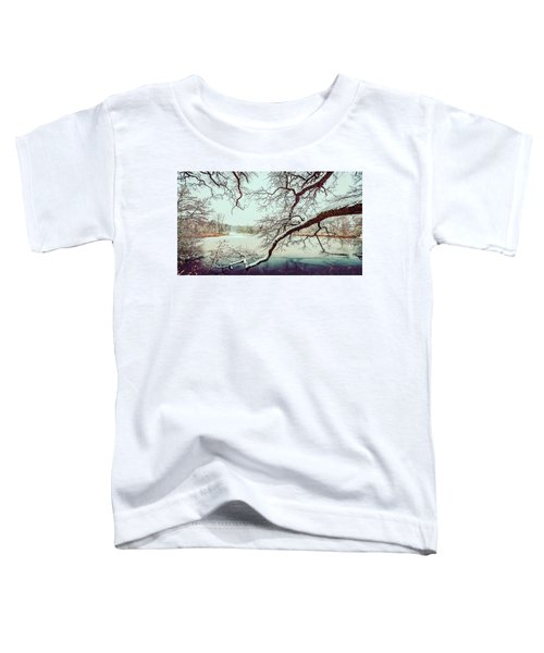 Power Of The Winter Toddler T-Shirt