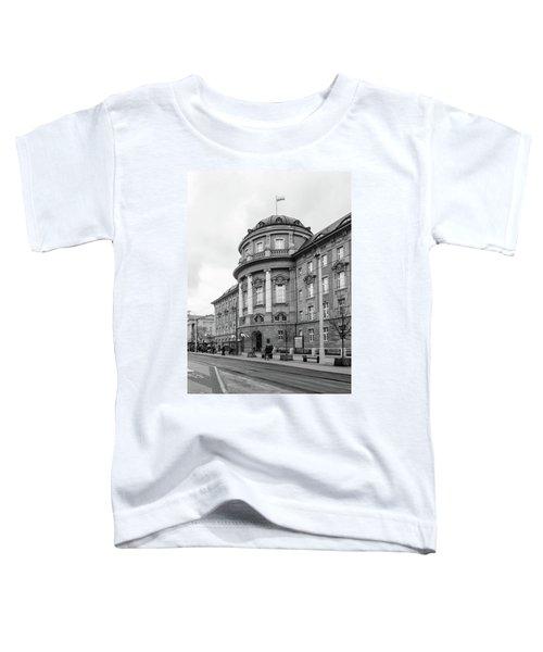 Poznan University Of Medical Sciences Toddler T-Shirt