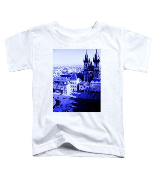 Prague Cz Toddler T-Shirt
